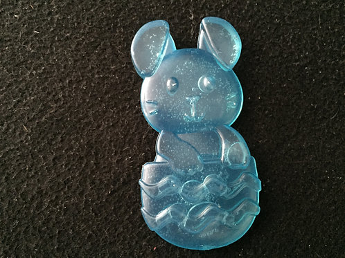 Water Filled Bunny Teether