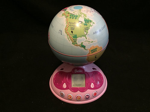 Barbie Touch n Teach Learning Globe