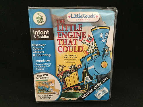 LittleTouch LeapPad The Little Engine w/ Box