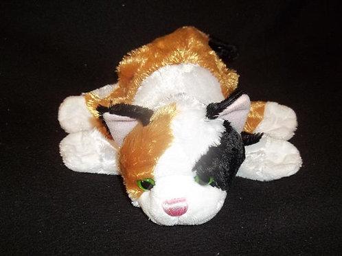 Caltoy Calico Cat puppet -