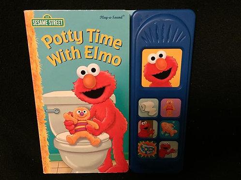Sesame Street: Potty Time with Elmo (123 Sesame)