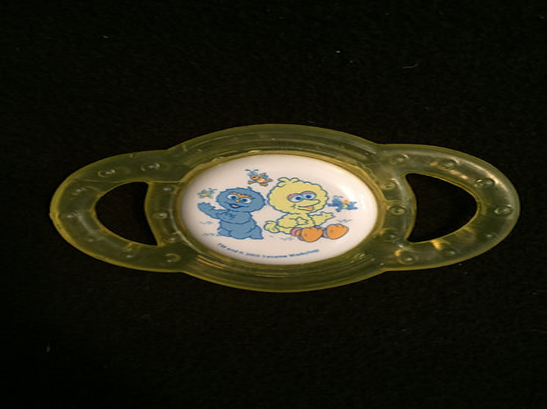 Sesame Street Water-Filled Teether