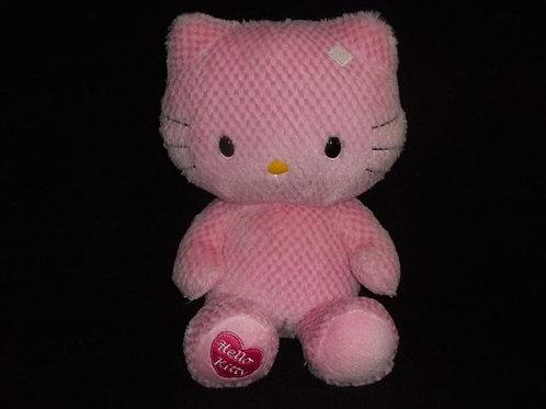 "Build a Bear Pink Hello Kitty 18"""