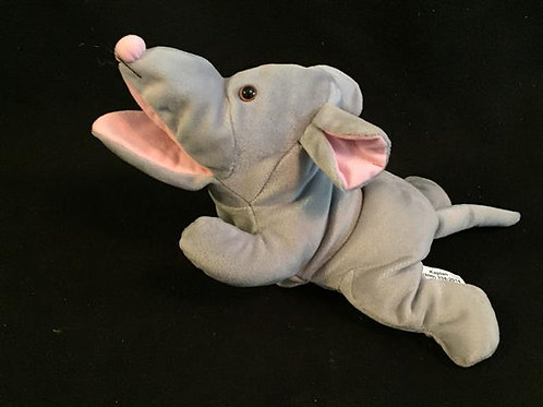 Kaplan Hand Puppet  Full Body Mouse -