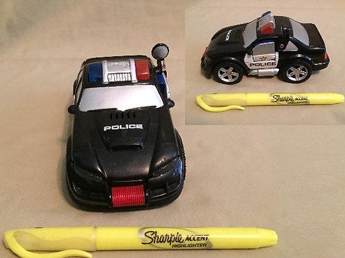 Matchbox Power Shift Police Car/Cruiser