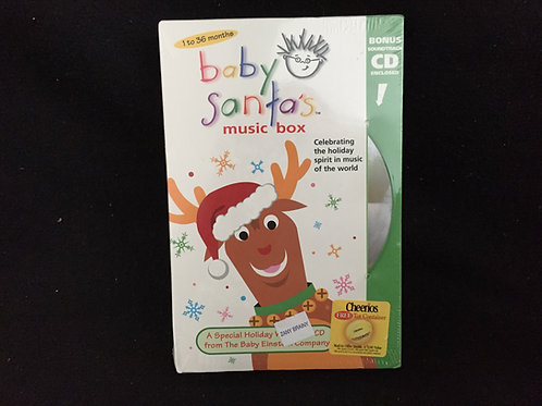Baby Santa's Music Box - VHS Tape *NEW