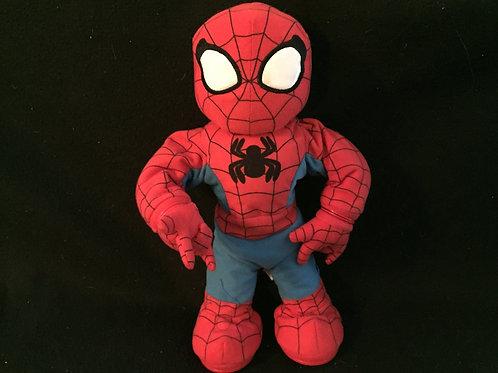 Itsy Bitsy Interactive Spider-Man Plush Doll