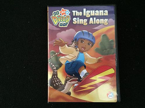 Go Diego Go! The Iguana Sing Along DVD