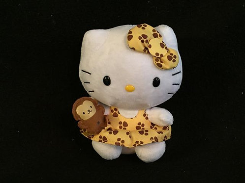 Hello Kitty Beanie Babie Monkey dress