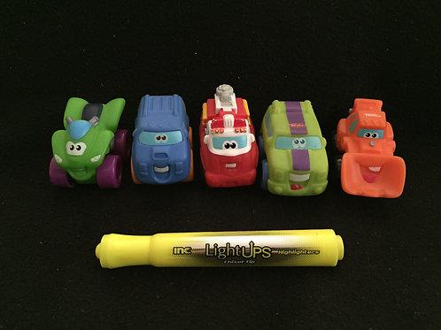 Tonka Chuck and Friends Mini Lot#2