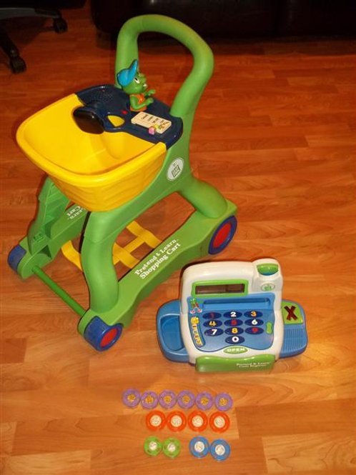 LeapFrog Pretend and Learn Lot Cash Register