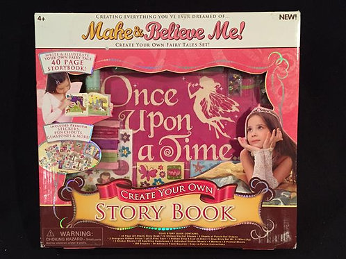 Make & Believe Me! Create your own fairy tales set