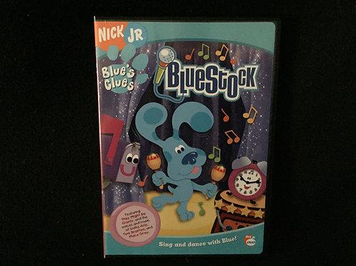 Blue's Clues: Bluestock DVD