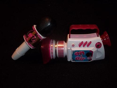 Barbie TV News Anchor