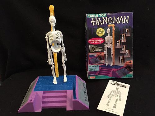 Table Top Hangman