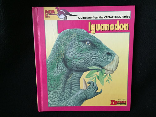 Iguanodon: A Dinosaur from the Cretaceous Period