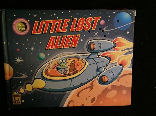 Little Lost Alien (Kids Play) Board book