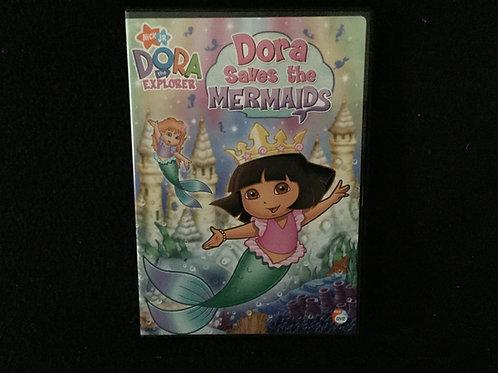 Dora's Rescue in Mermaid Kingdom DVD