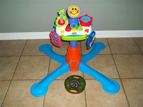 Fisher Price Little Superstar Jammin Band Musical