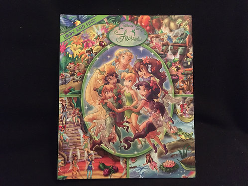 Fairies (Look & Find) Hardcover
