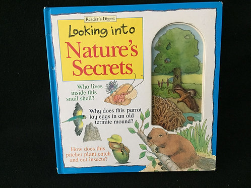 Looking Into Nature's Secrets Board book