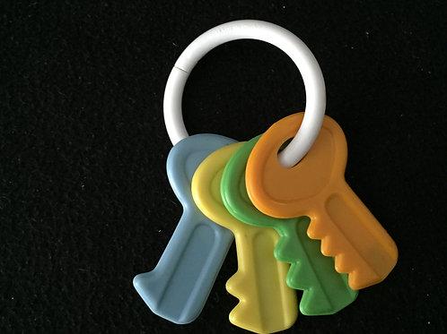 Toddler Plastic Keys J16