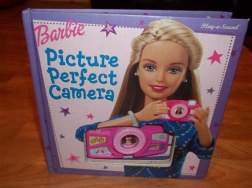 Barbie Picture Perfect Camera Book – BOARD BOOK /