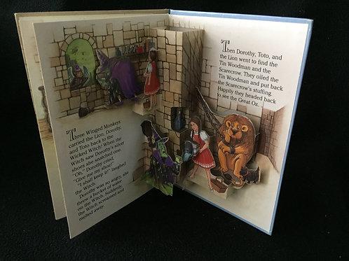 The Wonderful Wizard of Oz: Adventures in Oz Popup