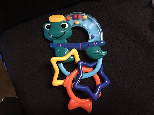Baby Einstein turtle Rattle Shaker