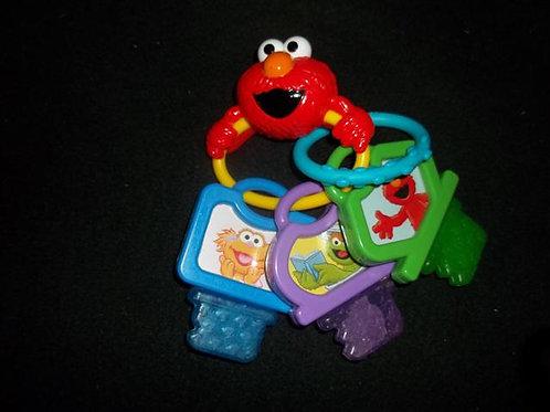 Sesame Street Clicky Keys Teether