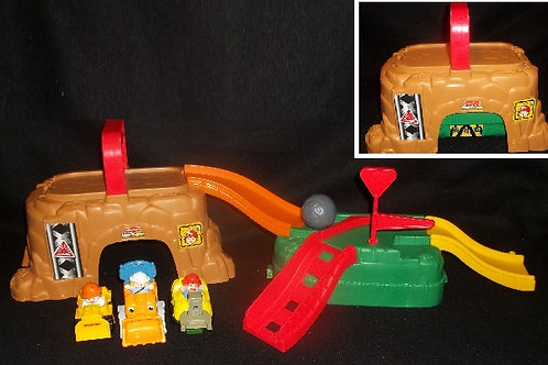 Fisher Price Wheelies Play 'n Go Construction