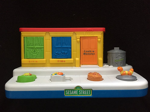 Sesame Street Singing Pop up-Square