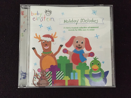 Baby Einstein CD Holiday Melodies CD