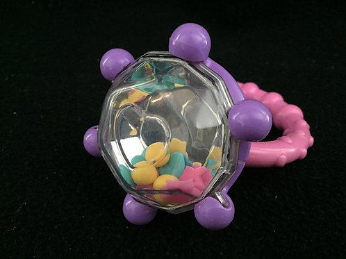 Fisher-Price Diamond Ring Rattle