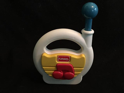 Playskool Radio Music Box Toy *Vintage (1992)