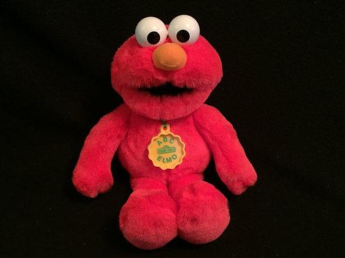 ABC Elmo-plush elmo