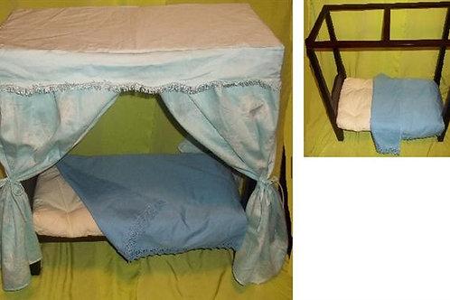 American Girl Elizabeth's Bed