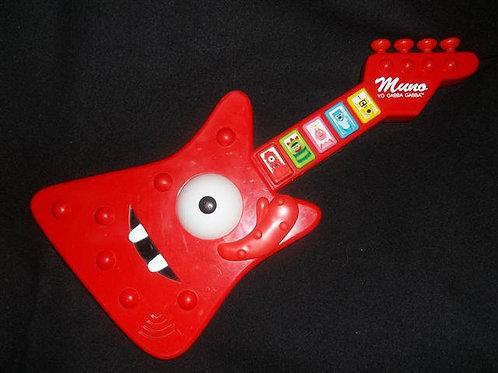 Yo Gabba Gabba Muno's Groovin' Electronic Guitar
