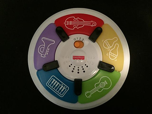 Fisher-Price Learn with Lights Piano