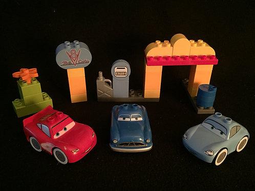 Duplo Cars Flo's Cafe