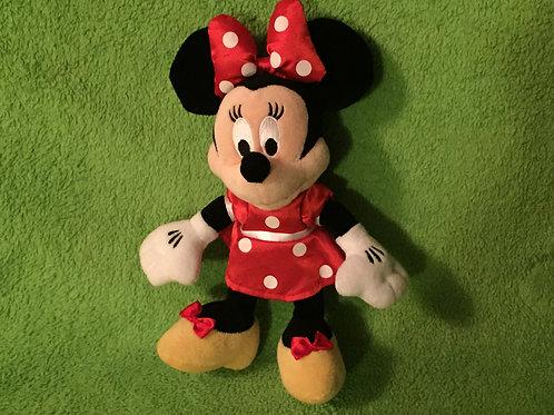 Disney Store Mini Mouse Red dress