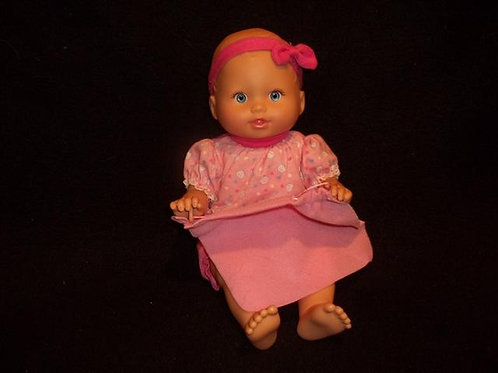 Little Mommy Hide & Peek Pink Doll