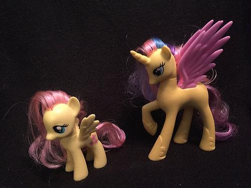 My Little Pony Set - Yellow