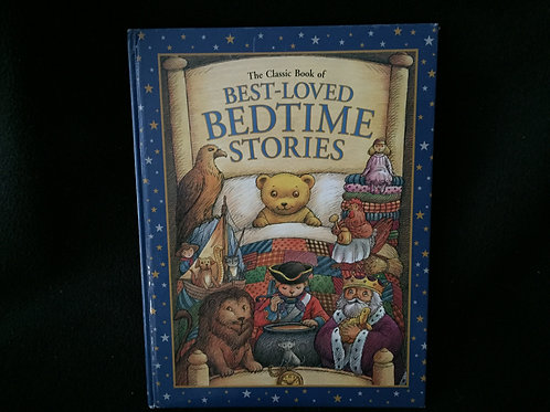 The Classic Book of Best-Loved Bedtime Stories