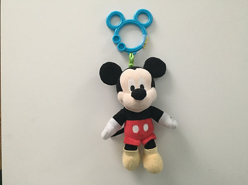 Disney Baby Mickey Mouse Plush hanging toy