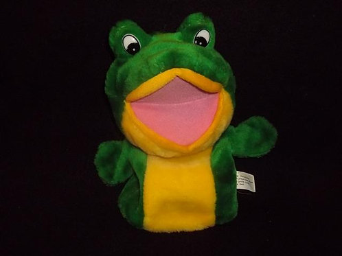 Lakeshore Big mouth animal puppet