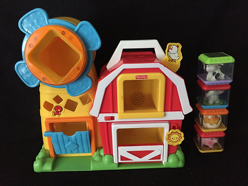 Fisher Price Sing & Sounds Farm