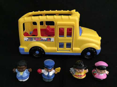 Little People Bus Lot 1