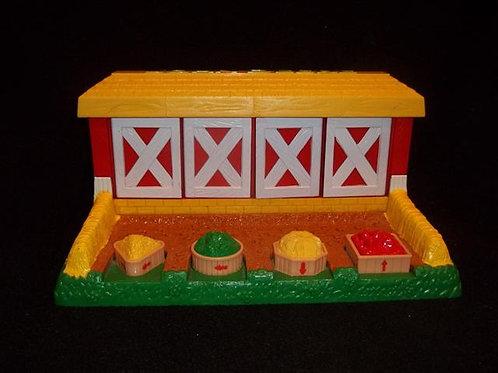 John Deere Farm Animal Pop up Toy