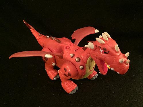 Fisher-Price Walking Dragon (RED)